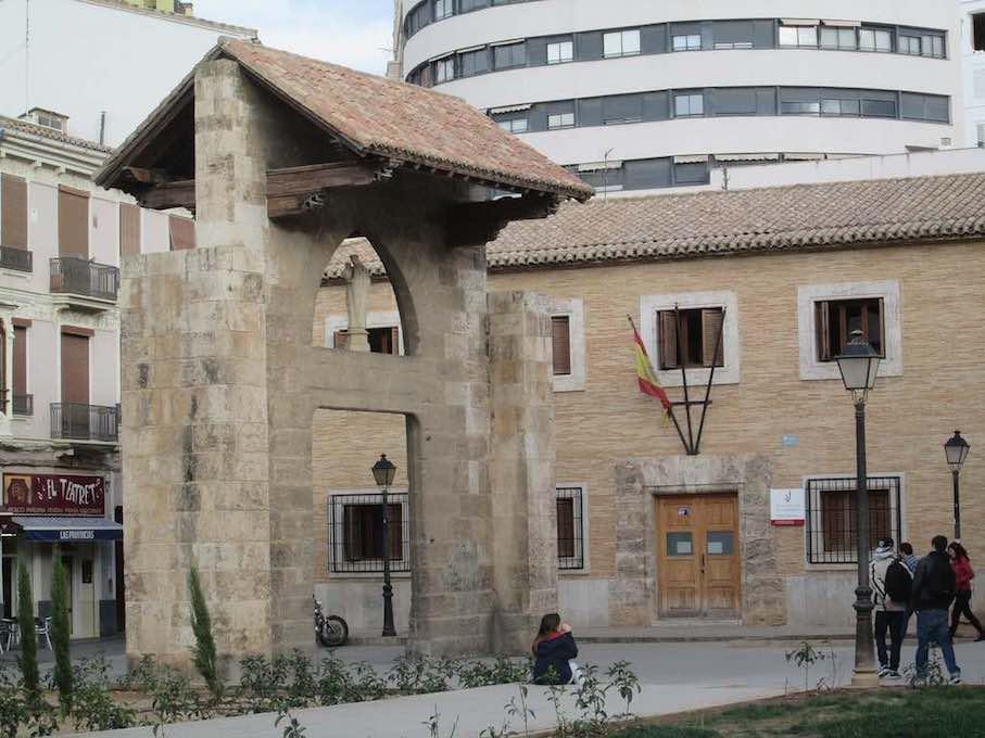 Un edificio con un curioso pasado. Foto: Giacomo Callaioli. Flickr.