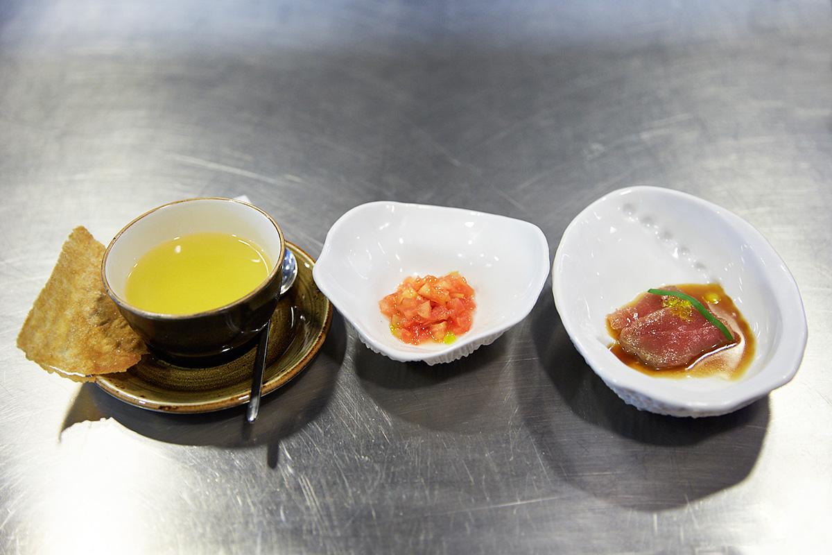 Restaurante 'La Boscana' en Bellvís.
