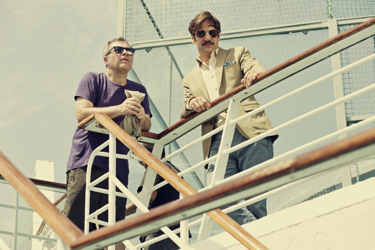 La última película de Daniel Monzón está ambientada en un crucero. Foto: Manolo Pavón
