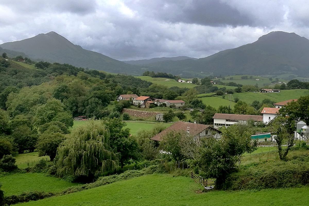 Zugarramurdi: El valle del municipio. Foto: Alfredo Merino | Marga Estebaranz