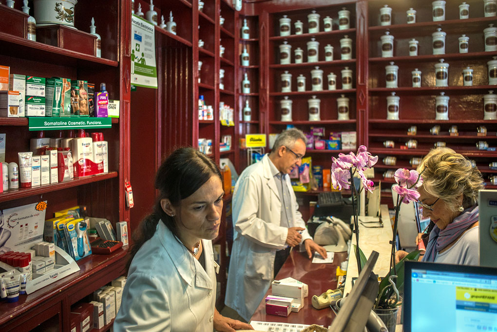 Farmacia Saiz García
