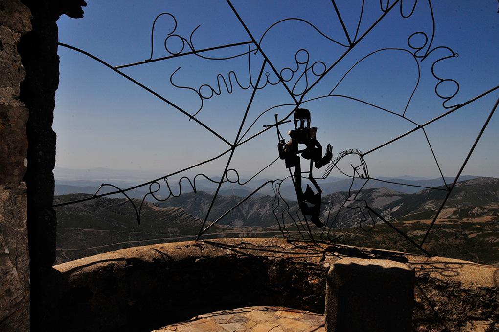 Vista desde el Santuario de la Peña de Francia. Fotos: Alfredo Merino y Marga Estebaranz.