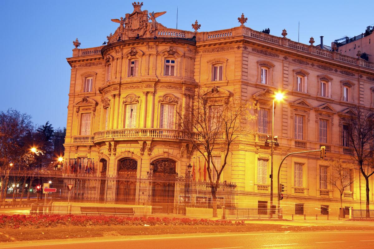 Palacio de Linares.