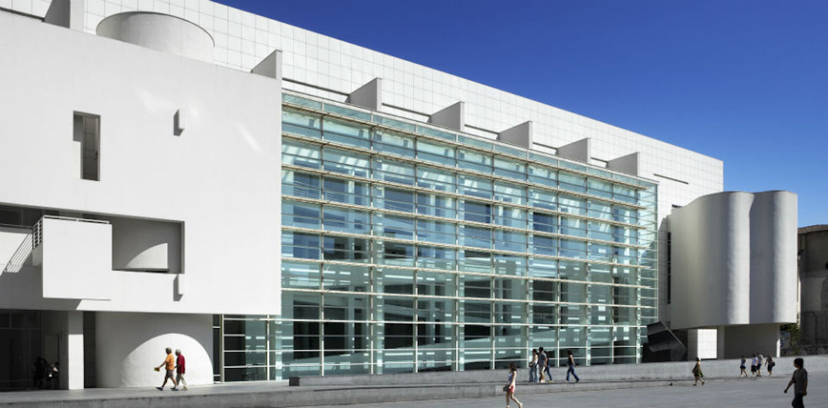 Museu d'Art Contemporani, Barcelona.