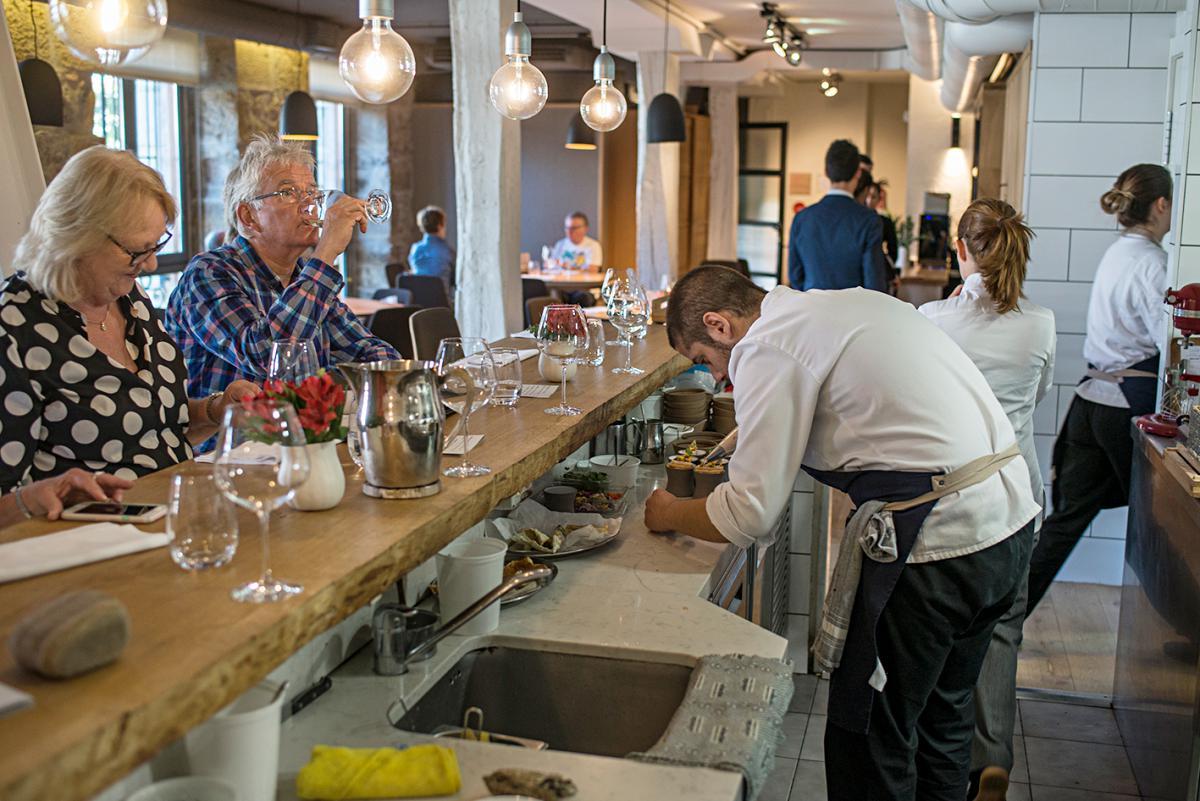 Restaurante Mina. Foto: Alfredo Cáliz