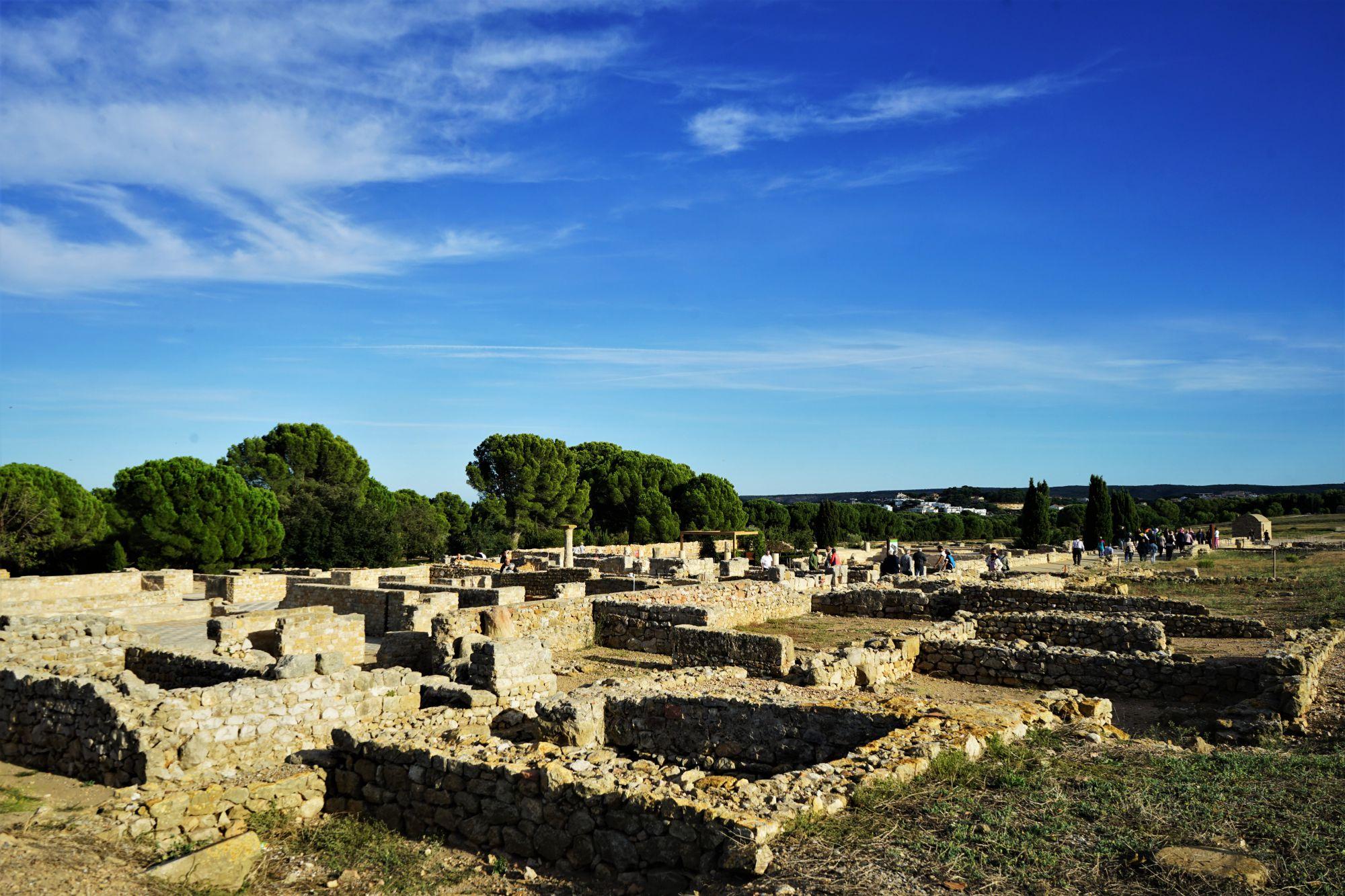 Las ruinas de Ampurias, una visita imprescindible.