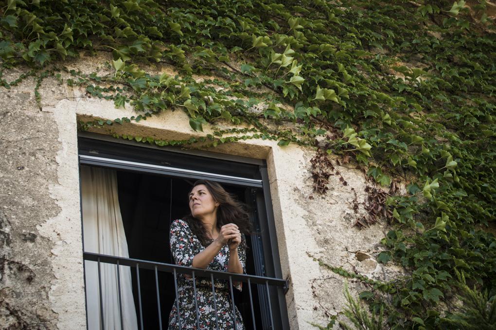 Se respira otro aire en la Masía Encís del Ampurdà. Foto: Sofía Moro.
