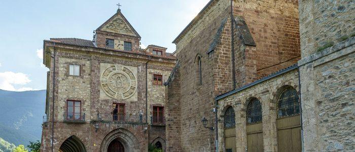 Monasterio de Nuestra Señora de Valvanera.