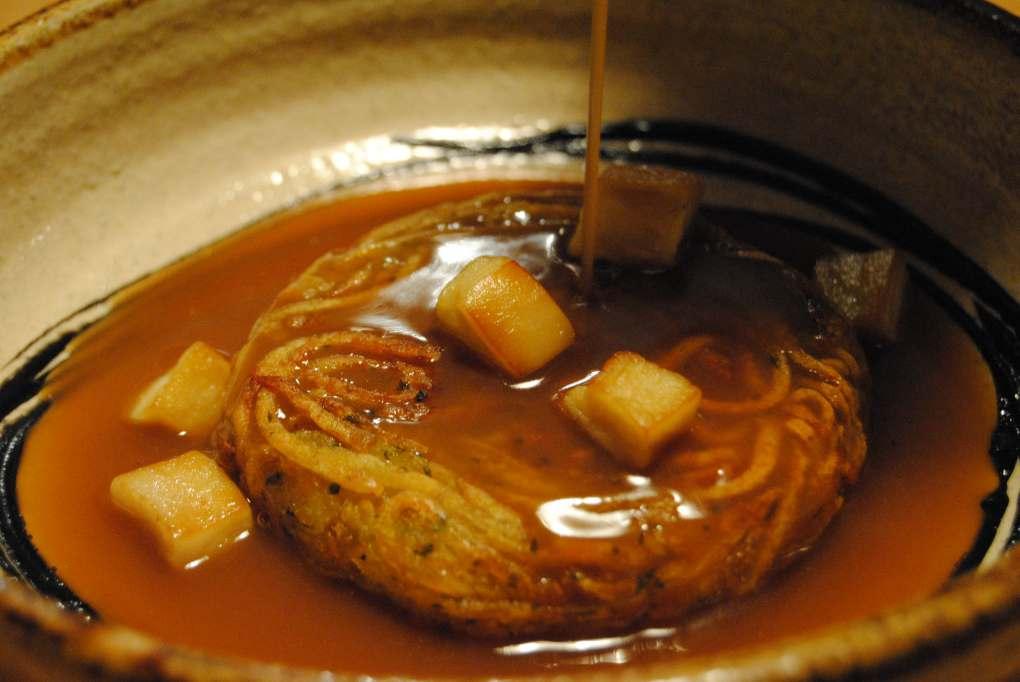 El suquet, uno de sus platos estrella. Foto: Eduard Ros I Bernaus