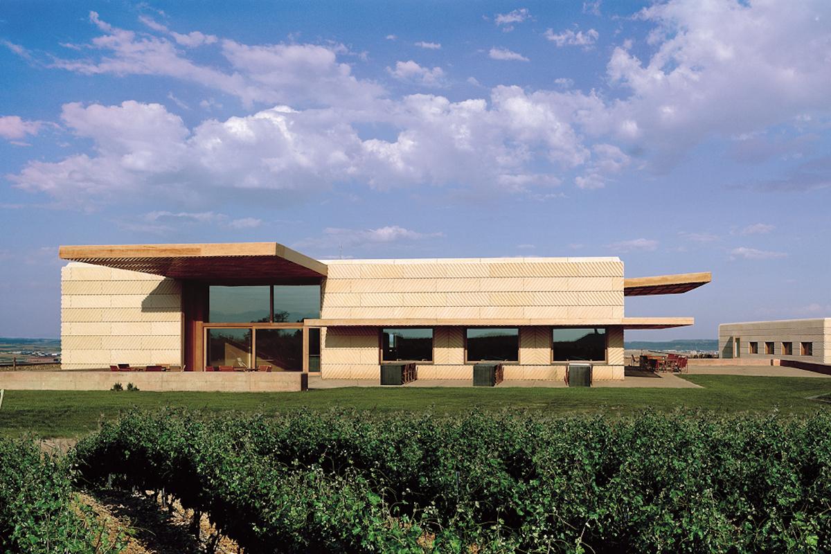 Bodegas Campo Viejo. Logroño, La Rioja.