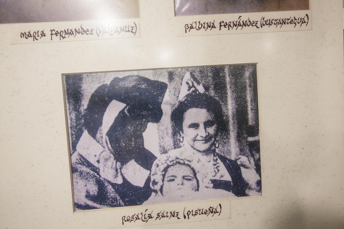 """Museo de las Amas de Cría. Selaya, Cantabria. """"La Ciriaca"""" la última en amamantar a un príncipe de Asturias, tío de Juan Carlos I."""