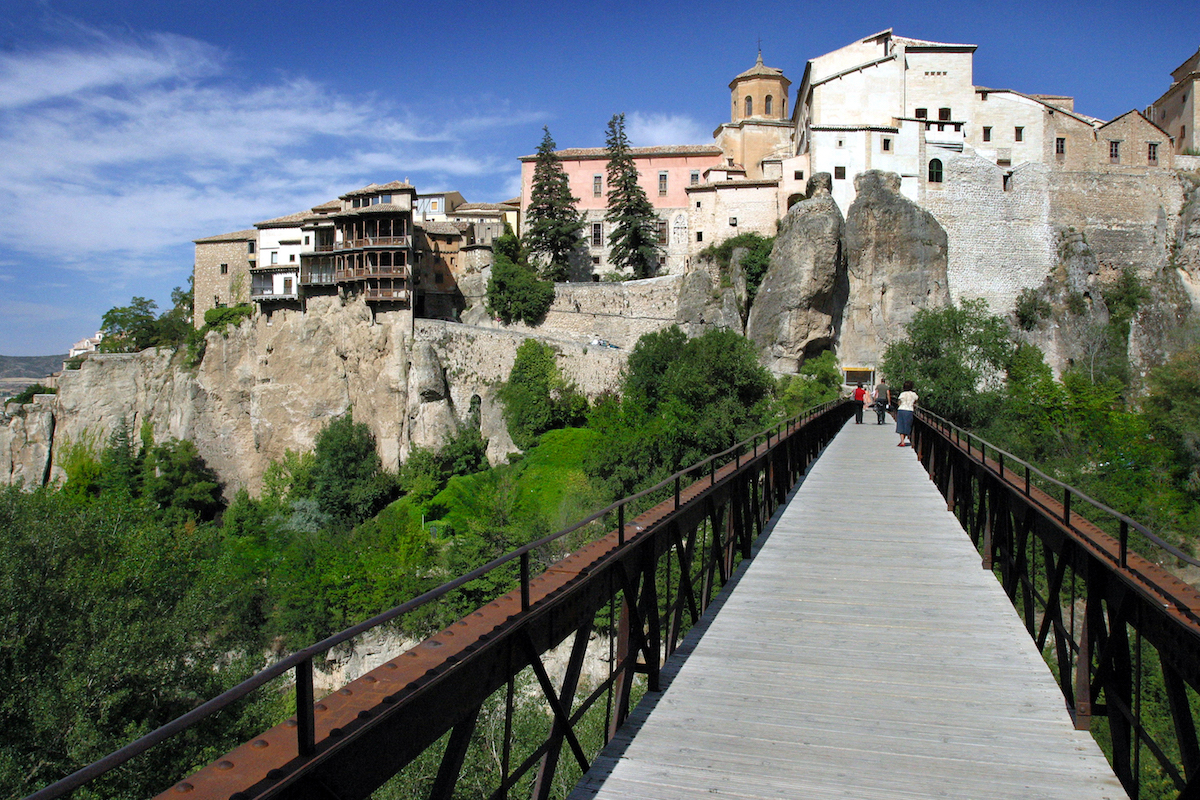 Puente. Foto: Turismo de Cuenca.