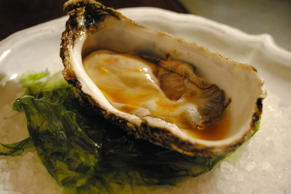 Las ostras aseguran el placer. Foto: E.R.