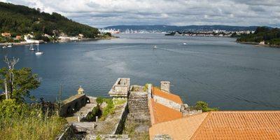 Bahía de Ferrol.