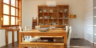 Comedor, Casa Rural Querencia de Valsaín