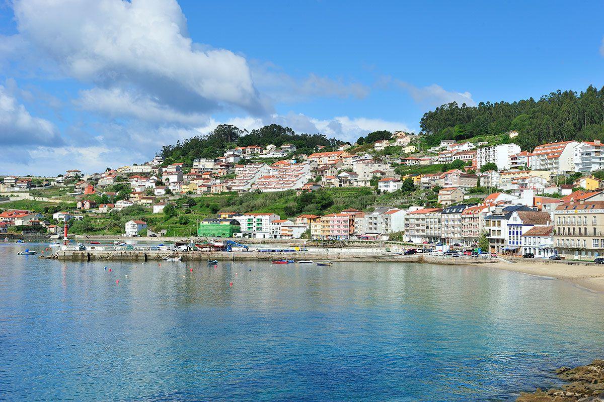 Rías Baixas: Ría de Pontevedra. Foto: Shutterstock