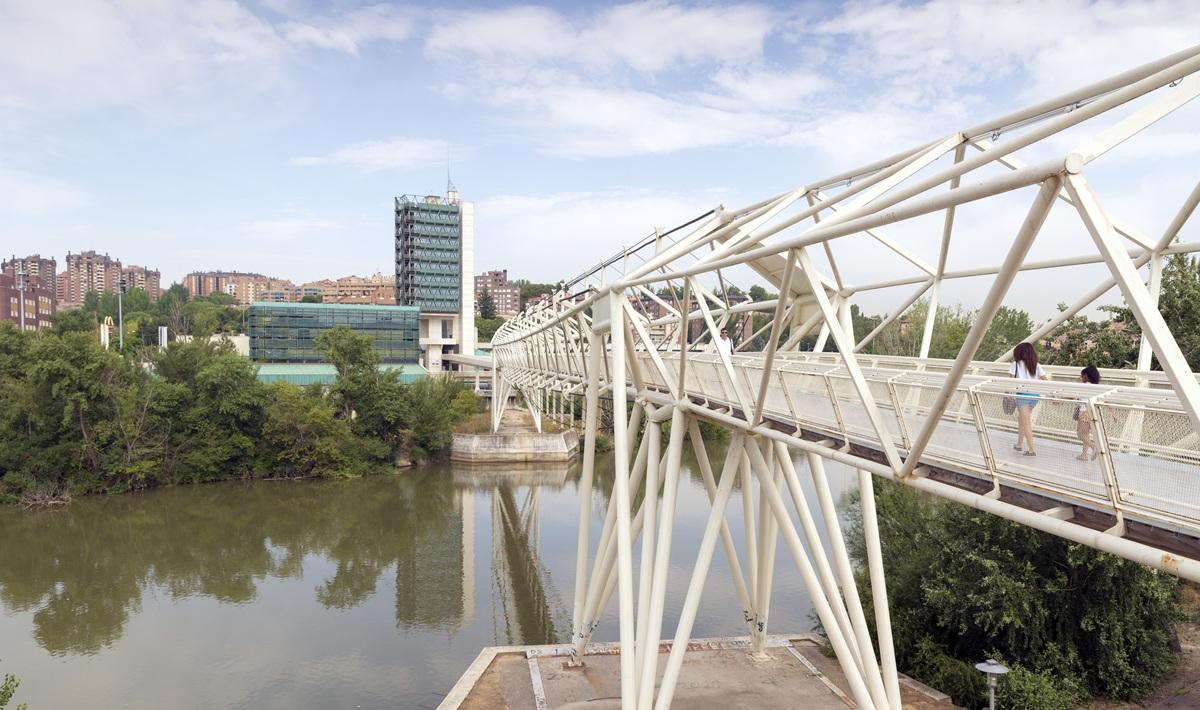 El Museo de Ciencia de Valladolid se encuentra a orillas de Pisuerga. Foto: Shutterstock