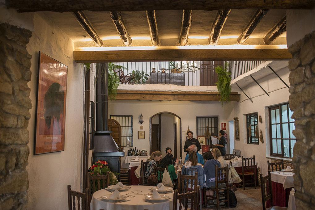 El acogedor salón de Arte de Cozina. Foto: Alfredo Cáliz