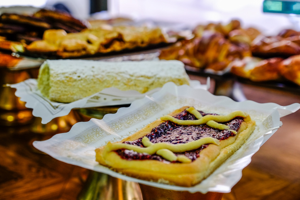Pastelería Húngara, Madrid