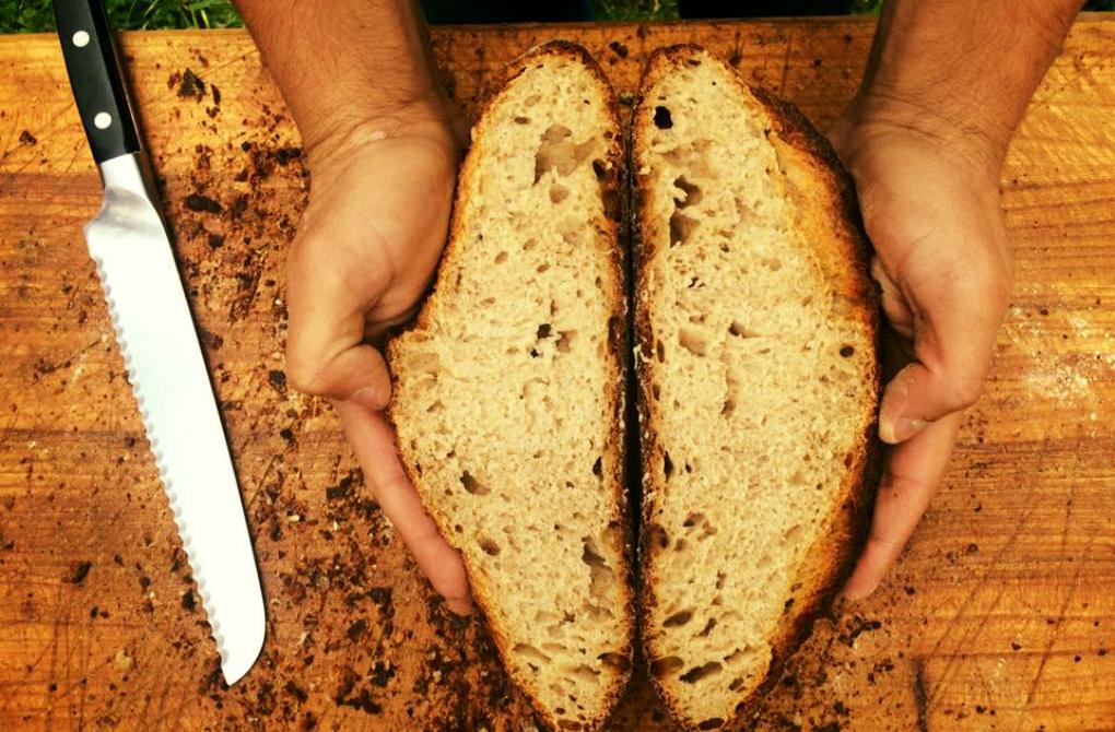 No puedes perderte los panes de The Loaf. Foto: The Loaf.