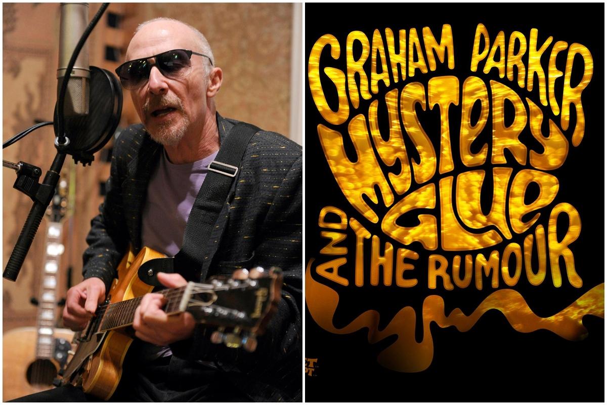 La última colaboración entre Graham Parker y The Rumour fue en 2015. Foto: Facebook Graham Parker.