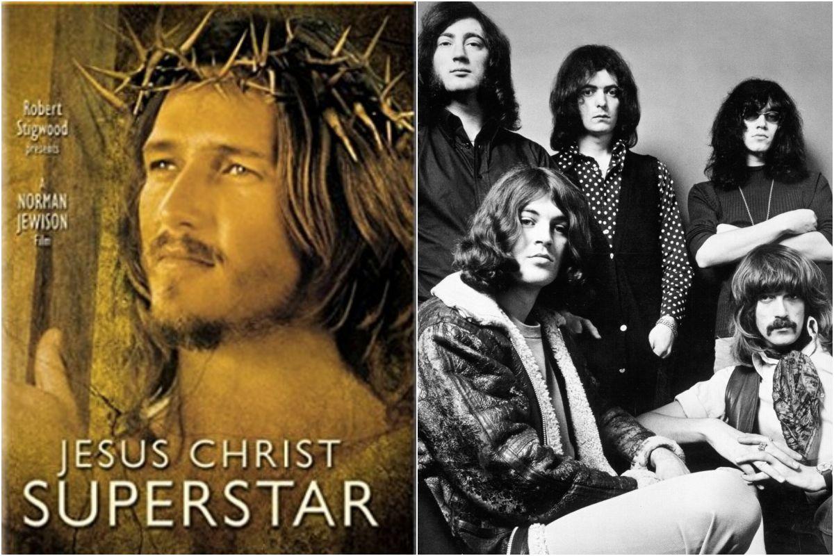 Uno de los mejores intérpretes de 'Jesucristo Superestar' es la mítica voz de Deep Purple. Fotos: Facebook.