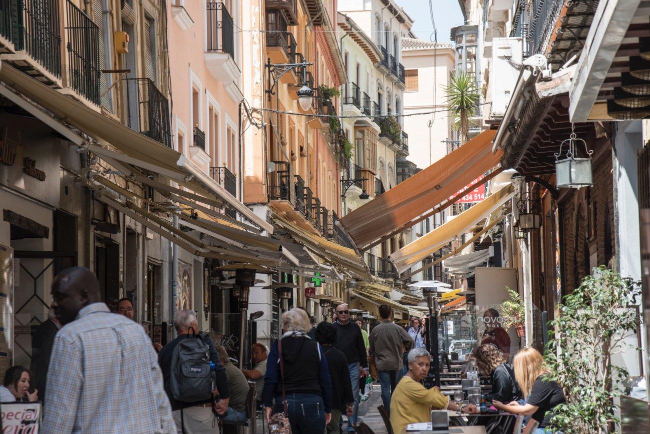 Calle Navas de Granada