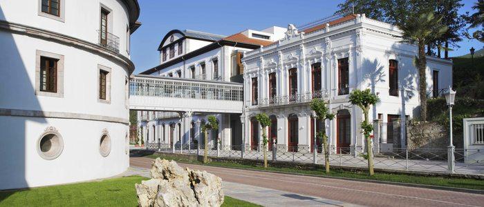 Gran Hotel Las Caldas, Oviedo.