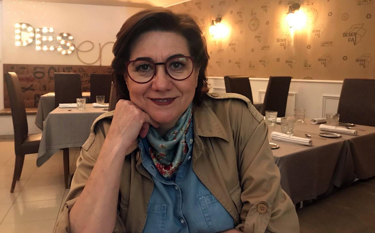 Luisa Martín en 'Desencaja'