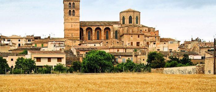 Iglesia gótica de Nostre Senyora dels Angels, Sineu.