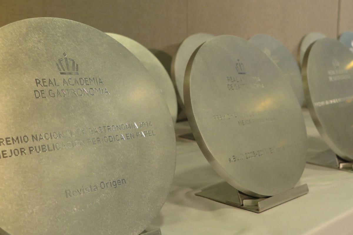 Premios Nacionales de Gastronomía.