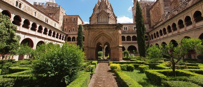 Real Monasterio de Guadalupe, Cáceres.