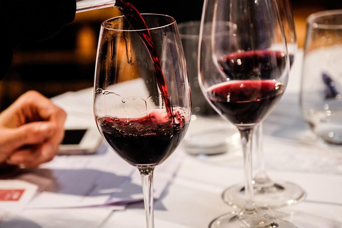 Cada detalle importa a la hora de analizar un buen vino.