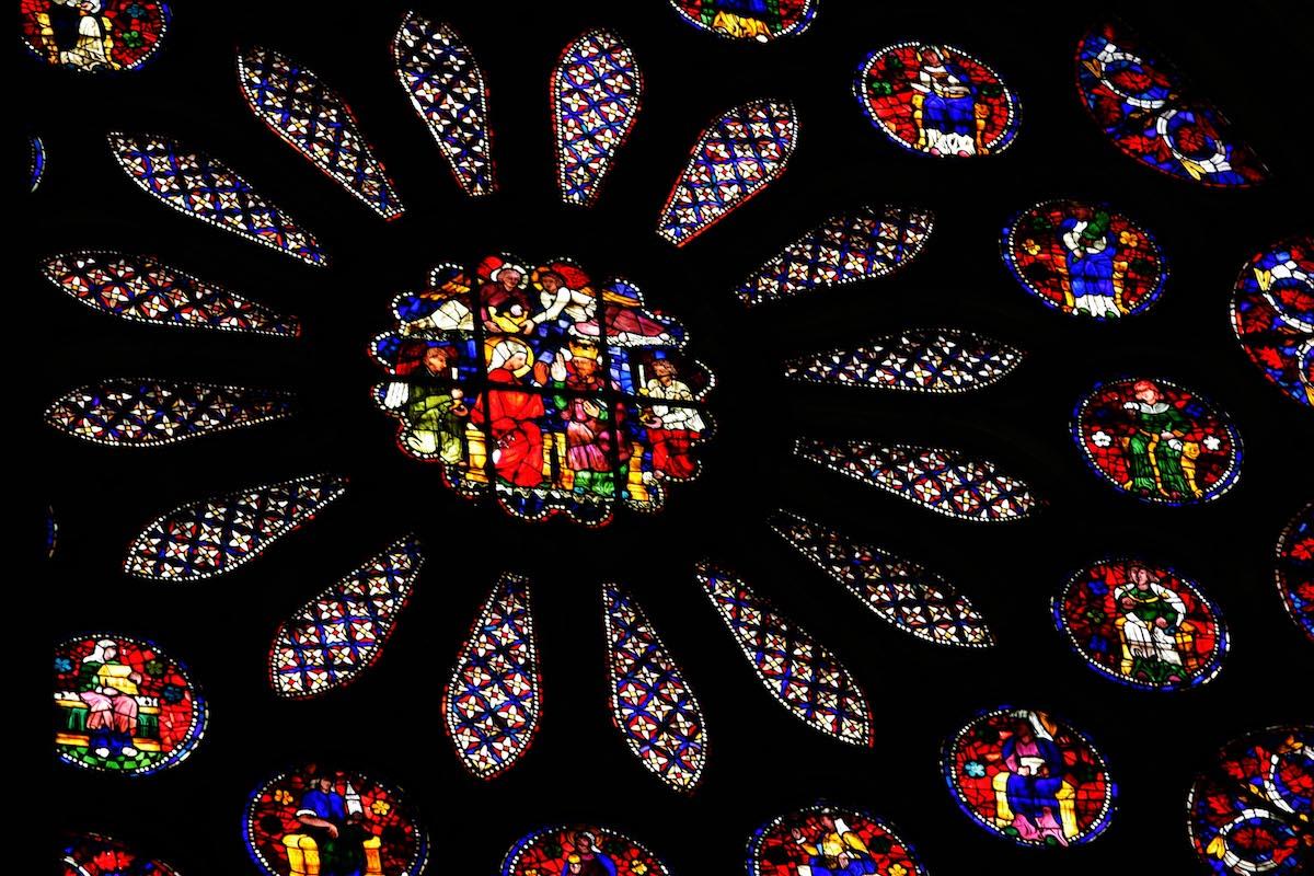 Catedral, sueño de la luz. Foto: Ayuntamiento de León.