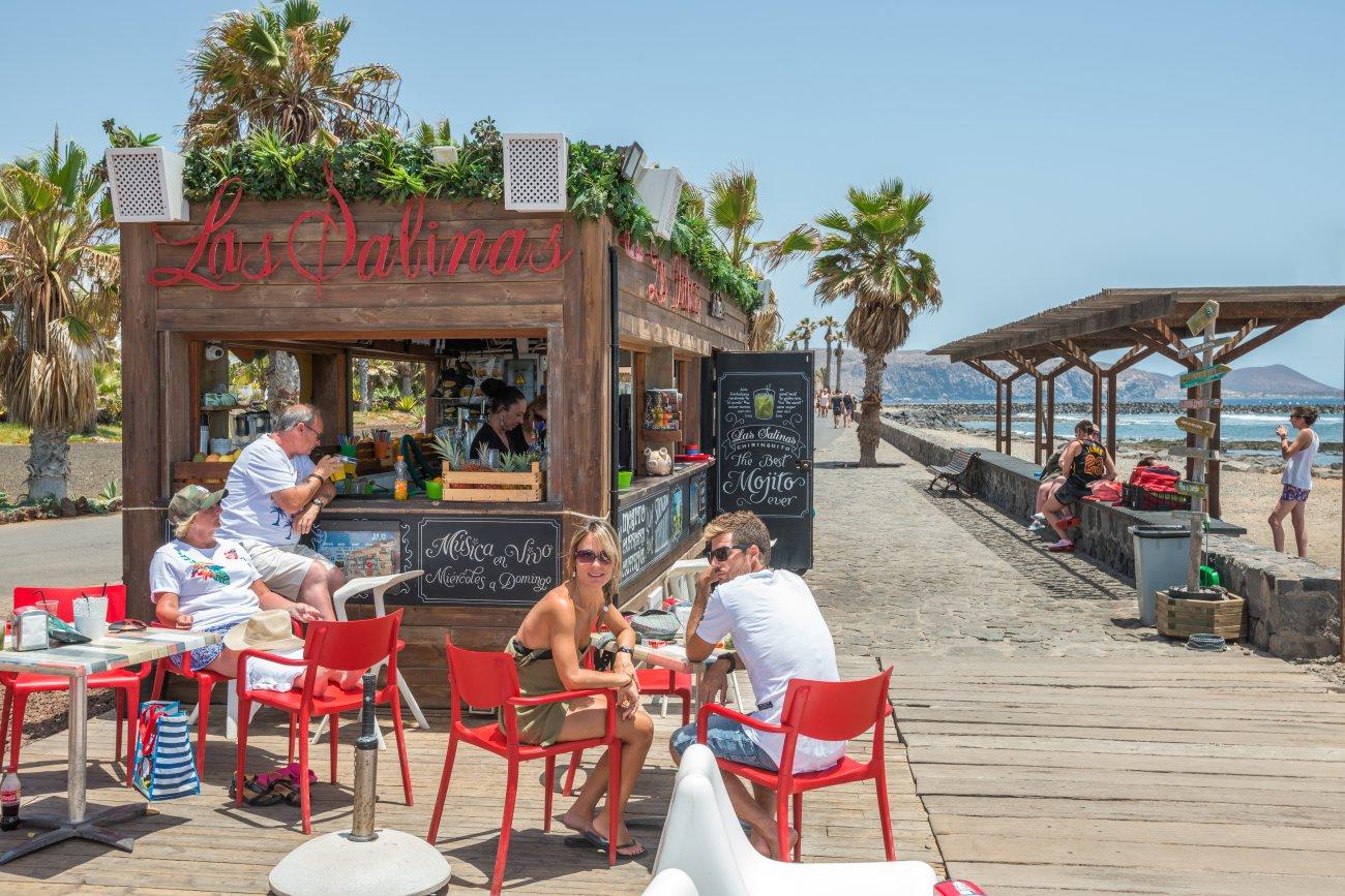 'Las Salinas' (Playa de Las Américas): clientes (2)