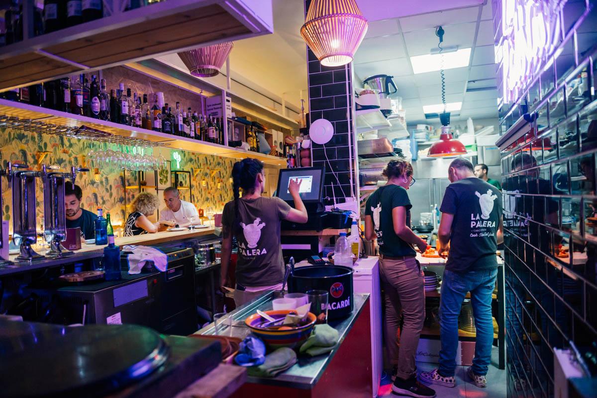 'La Palera' solo tiene dos años de vida y es ya todo un referente 'foodie' en Cabo de Palos.