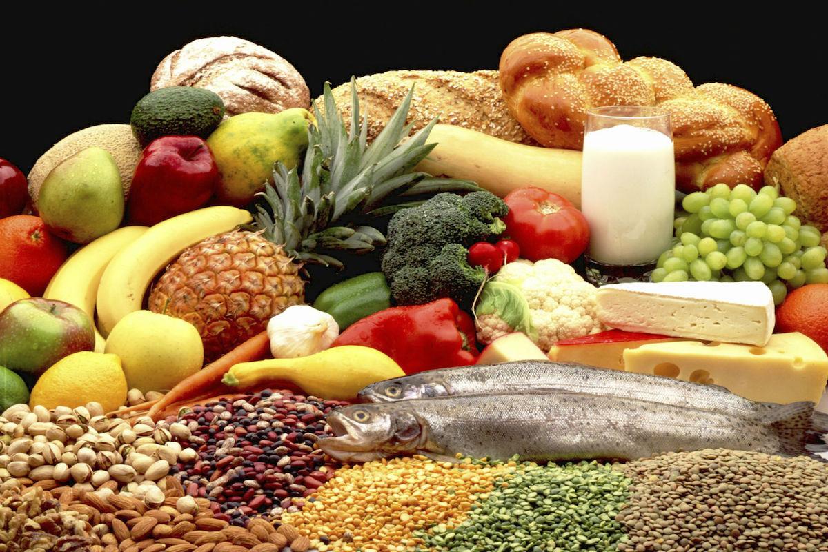 alimentos buenos para las agujetas