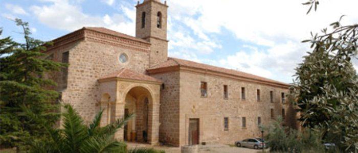Monasterio de Santa María del Olivar. / Cedida por: Turismo de la comarca de Andorra-Sietencontramos.