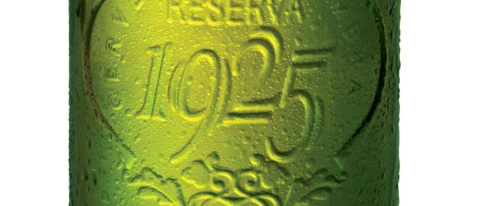 Cerveza Alhambra 1925.