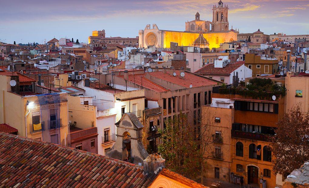 Vistas de Tarragona. Foto: Shutterstock.
