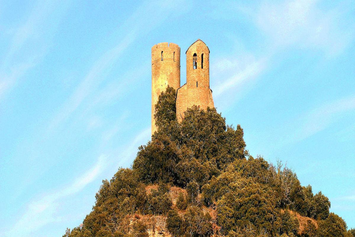 Castillo de Fantova, Graus.