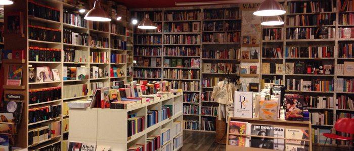 Librería La ExtraVagante, Sevilla.