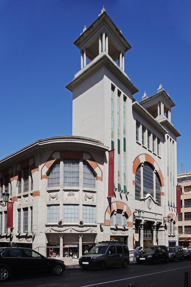Mercado de Abastos. Foto: La Rioja Turismo.