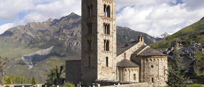 Iglesia de Sant Climent de Taüll.