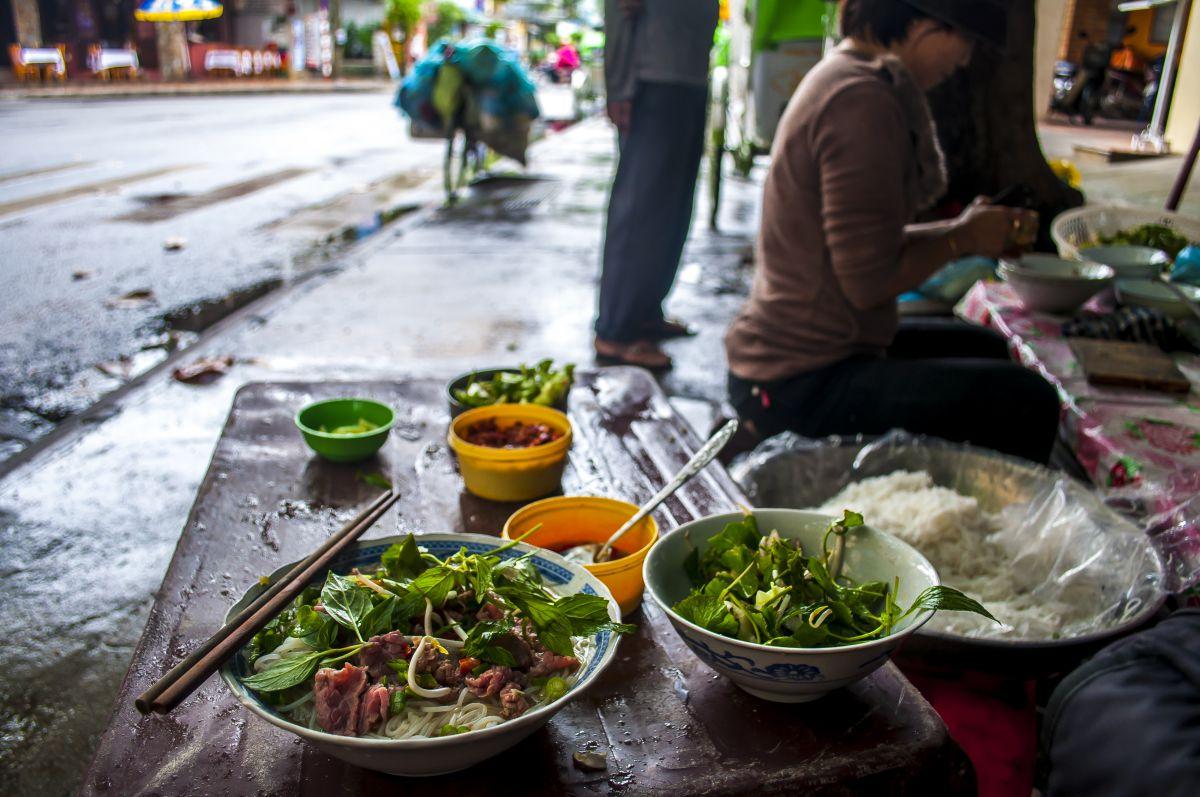Ya no hará falta viajar a Hanói para degustar una sopa 'pho'. Foto: shutterstock.