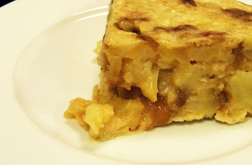 La tortilla de Casa Dani es una de las mejores de Madrid.