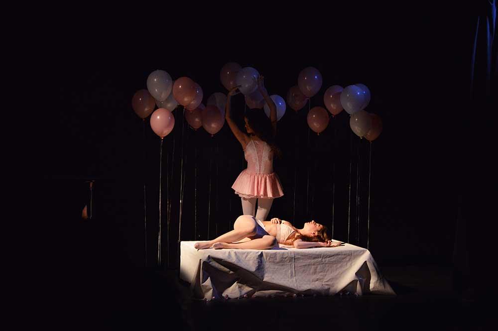 'Mamá' es un homenaje a la maternidad. Foto: Teatro Lara.