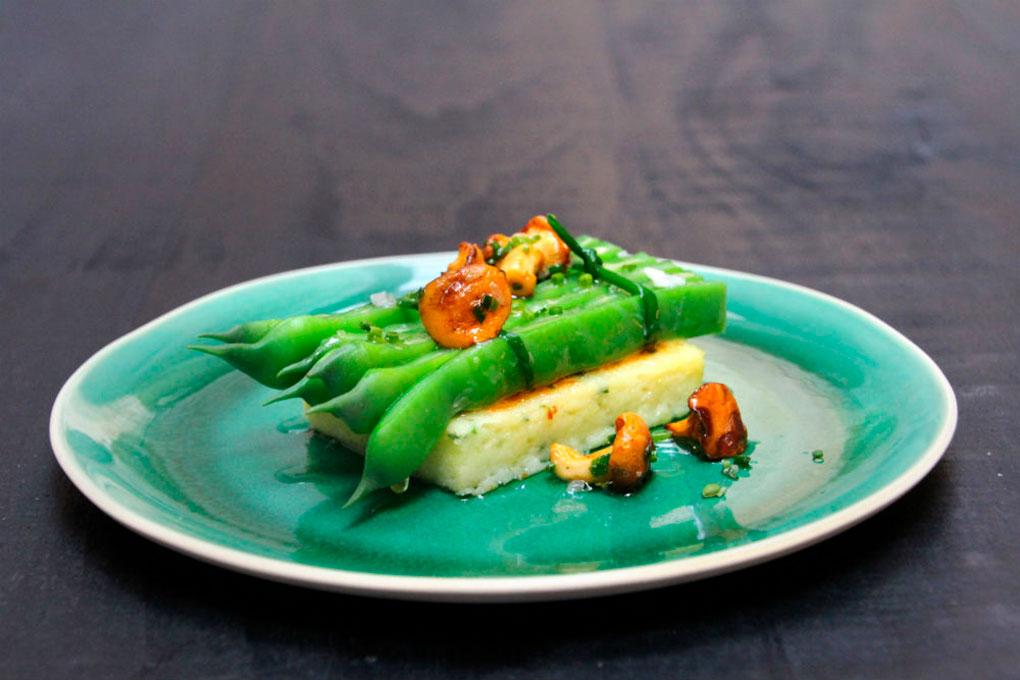 Una nueva mirada a la cocina basada en los vegetales de temporada. Foto: Céleri