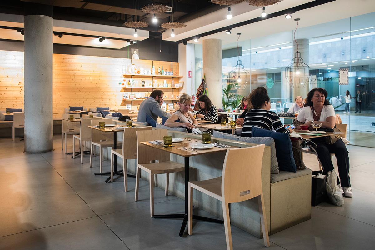 Restaurante 'Ma Khin Café' de Steve Anderson, también en Valencia.