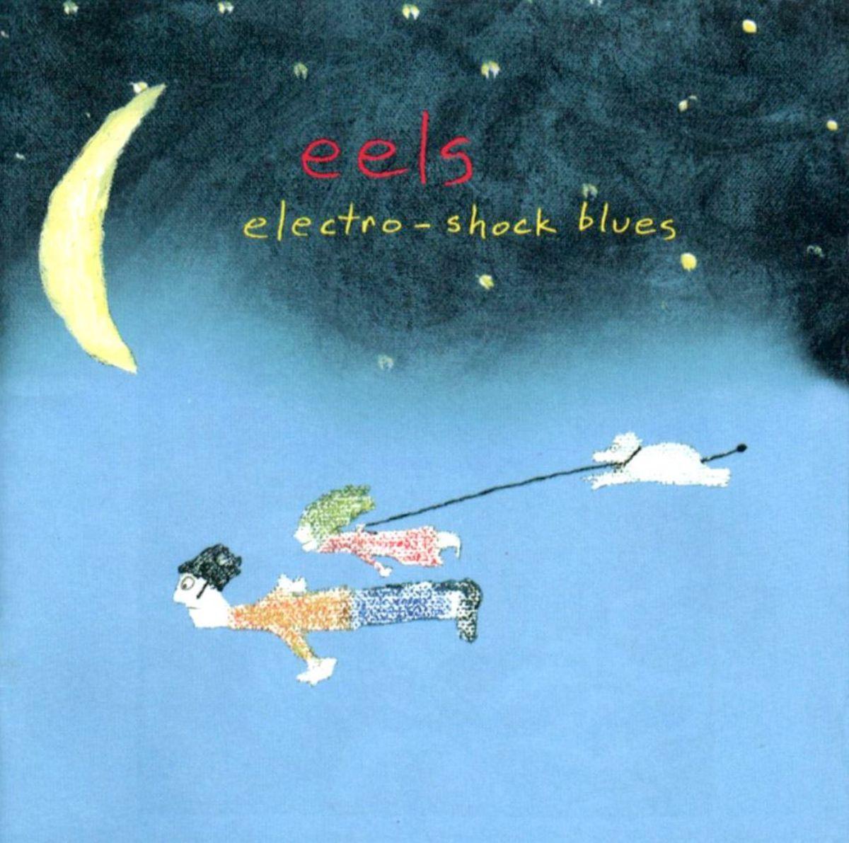 La portada de Eels invita a soñar. Foto: Facebook.
